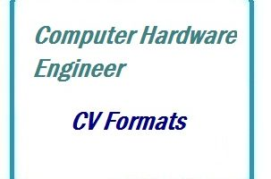 Computer Hardware Engineer CV Formats