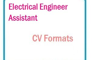 Electrical Engineer Assistant CV Formats