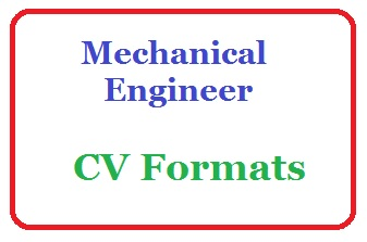 Mechanical Engineer Cover Letter for your CV or Resume ...