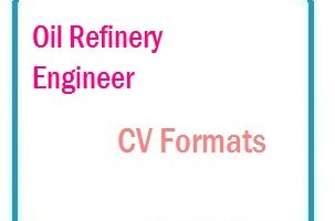 Oil Refinery Engineer CV Formats