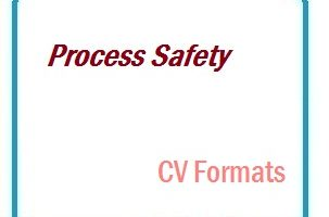 Process Safety Engineer CV Formats