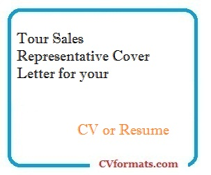 Sales Professional Cover Letter from cvformats.com