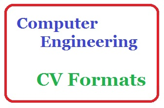 cv samples for engineering students